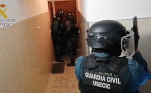 Vídeo: así cayeron los atracadores de los llagares de Villaviciosa y Gijón