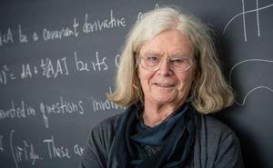 Una mujer gana por primera vez el Premio Abel, el considerado Nobel de Matemáticas