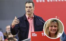 El malestar por las listas del PSOE alcanza a la militante que inició la ola proSánchez