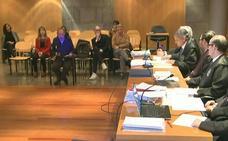 Vídeo: las imágenes en directo de las declaraciones