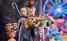 Disney lanza el primer tráiler completo de 'Toy Story 4'