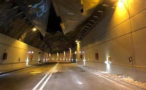 Lastra asegura que el túnel de Rañadoiro «no tiene ningún daño estructural»