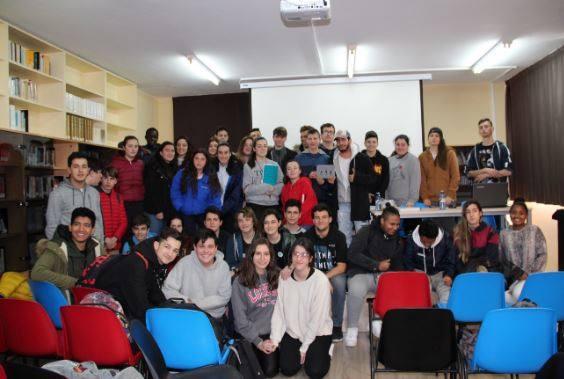 El IES Monte Naranco forma a sus alumnos contra la violencia de género