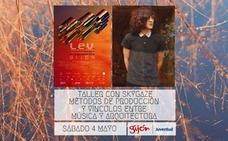 Juventud Gijón y el LEV Festival organizan un taller para jóvenes