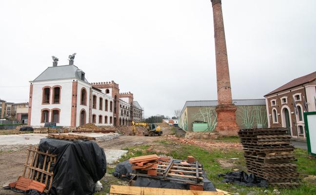 Cinco empresas asturianas se interesan en ocupar parte del Águila Negra