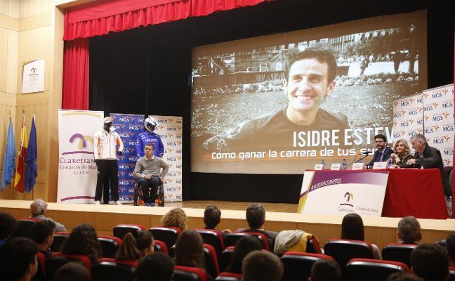 Isidre Esteve inspira a los alumnos del Codema