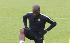 El sportinguista Babin estará listo para jugar contra el Real Oviedo