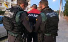 La Guardia Civil desarticula en Albacete la banda que asaltó a los lagareros