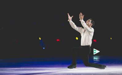 Javier Fernández: «Cuando ves una competición y no estás ahí te entra el gusanillo»