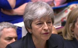 May deja a su país ante su Acuerdo o la marcha abrupta