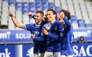 Elige la alineación del Real Oviedo para el derbi contra el Sporting de Gijón