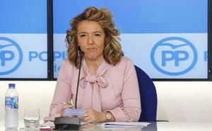 Teresa Mallada: «Es una campaña dirigida por el odio, la inquina y, sobre todo, por el miedo a que el PP, conmigo al frente, gobierne Asturias»