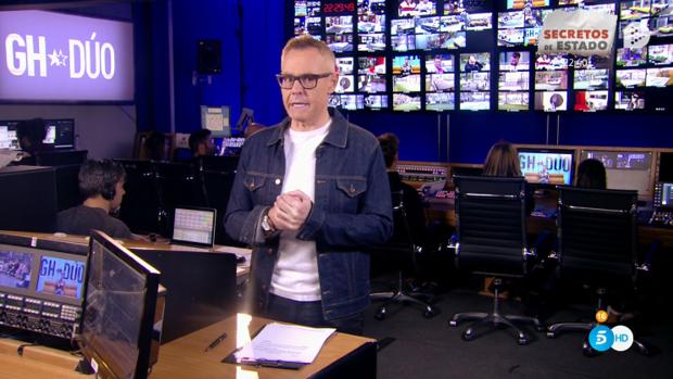 Críticas a Jordi González en las redes: «Entérate antes de abrir la bocaza»