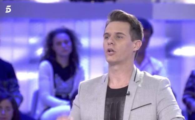 El susto de Christian Gálvez en 'Pasapalabra': «Se ha mascado la tragedia»