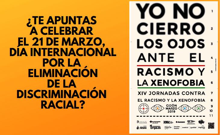 Hoy a las 19:00 h., cadena humana contra el racismo