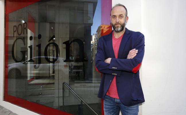 David Alonso encabezará la candidatura de Por Gijón «para salir del fango político»