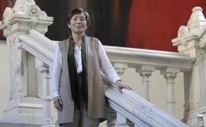 Yayoi Kawamura, la embajadora del arte japonés en Asturias