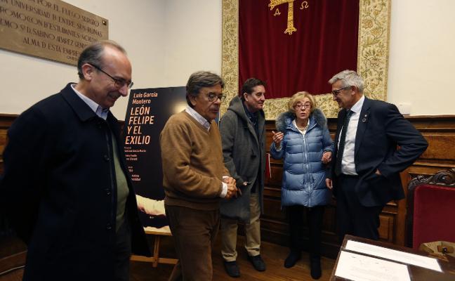 «León Felipe se alejó de la disputa política para indagar sobre la condición humana»