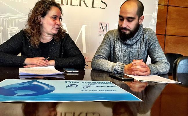 Somos inicia un plan para «rescatar» el servicio privatizado del agua en Mieres