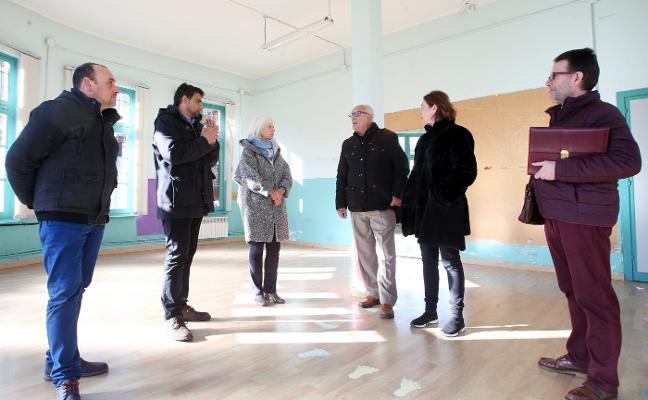 Concha Masa propone recuperar la escuela infantil de la Colonia Ceano