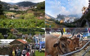 Cangas del Narcea, candidato a convertirse en Capital del Turismo Rural 2019