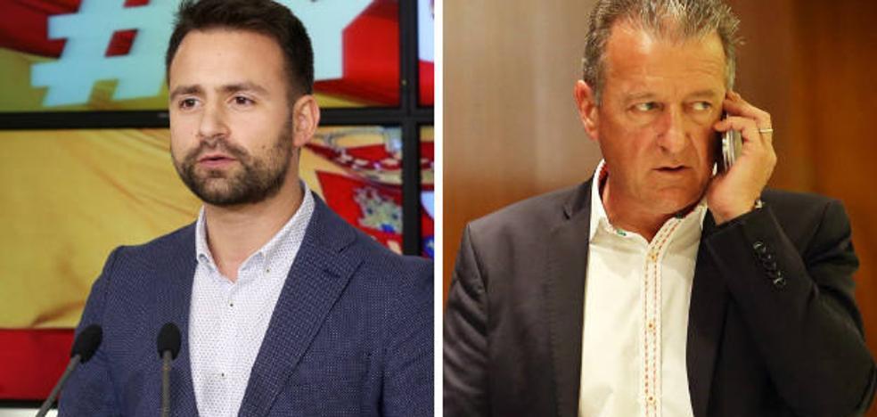 Queipo y Felgueres, cabezas de lista del PP por Occidente y Oriente