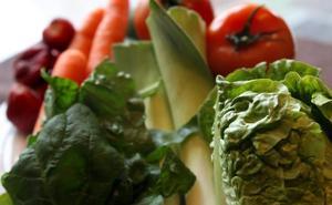 20 frutas y verduras de primavera