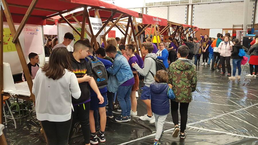 VI Feria de la Ciencia del IES Galileo Galilei de Navia
