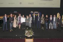 EL COMERCIO y el Grupo Covadonga, distinguidos por SER Gijón