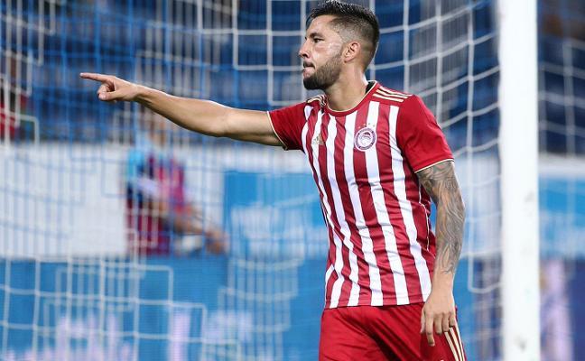 «Los cuatro goles al Real Oviedo quedarán en la historia de los derbis y en la mía»