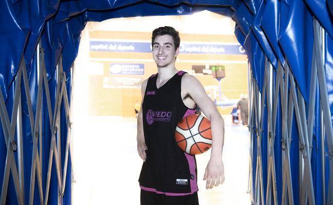 «Espero tener la oportunidad de dar el salto a la ACB»