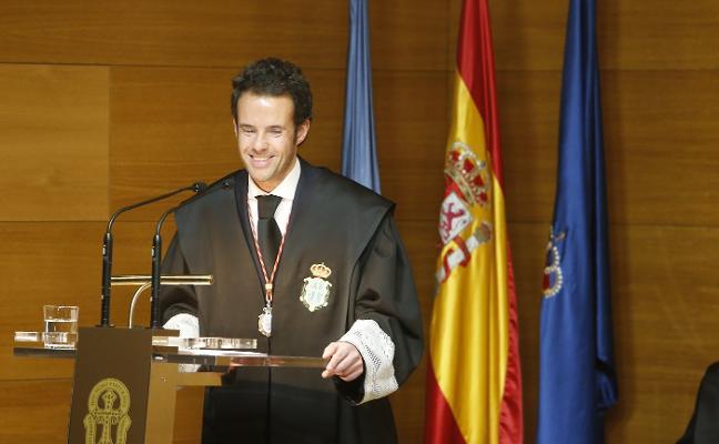 Ciudadanos presenta hoy al abogado Ignacio Cuesta como candidato a la Alcaldía de Oviedo