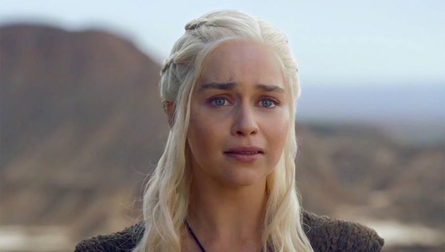Emilia Clarke sufrió dos aneurismas mientras rodaba 'Juego de Tronos'