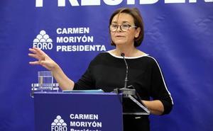 Foro acusa al PSOE de ofrecer un doble discurso sobre transición energética