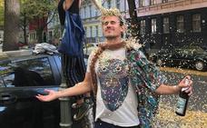 «En Berlín se respira libertad sexual»