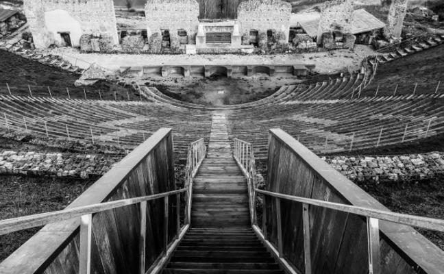 El Museo de Veranes acoge desde hoy la exposición de fotografía arqueológica