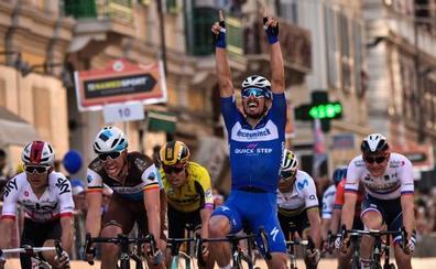 Alaphilippe se lleva la Milán-San Remo