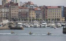 La Autoridad Portuaria de Gijón cede al Consistorio varias calles de las zonas de Fomento y el Muelle