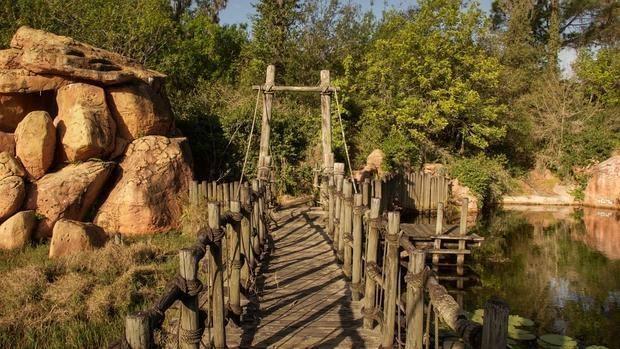 Los misteriosos parques abandonados y prohibidos de Disney