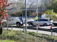 El fatal accidente en el que murió el desaparecido en Gijón