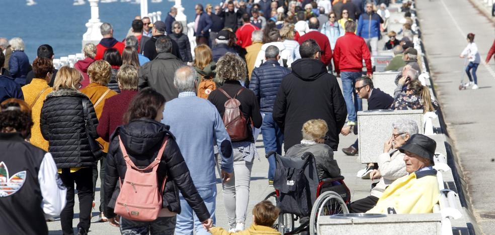 Asturias, el mejor lugar del país para el turismo en 2050 por el cambio climático