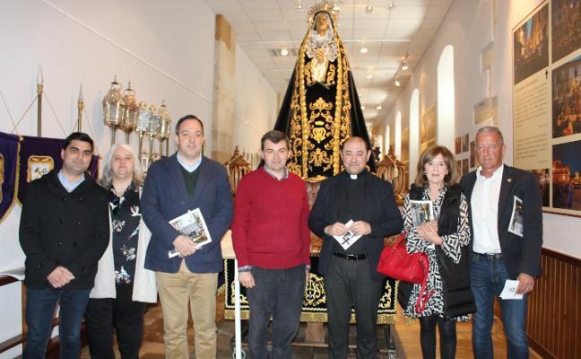 La Cofradía anima a los vecinos a implicarse más en la Semana Santa