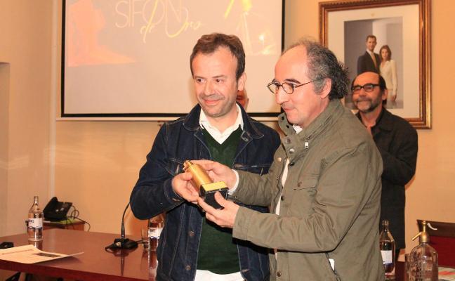 Sifón de Oro para José Antonio Campoviejo