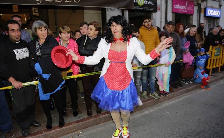 El carnaval de Posada bate récords