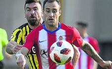 El Sporting B vuelve a ganar tras diez jornadas de sequía