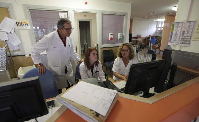 El área sanitaria ganará este año dos plazas de médicos interinos residentes