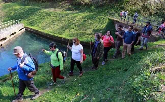Riosa celebra el Día de la Hidrología con una ruta por el Aramo