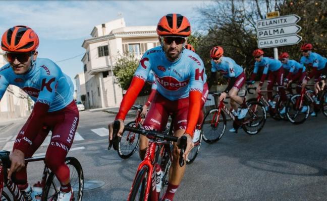 Dani Navarro afronta «motivado» la Vuelta a Cataluña