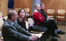 Señal de televisión del juicio del 'caso Niemeyer'