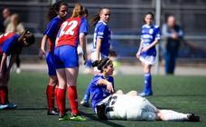 Segunda División Femenina: El Real Oviedo apura el final de Liga goleando al Gijón FF